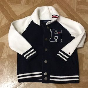 Tommy Hilfiger kid boy jacket. Sz xxs 2-3